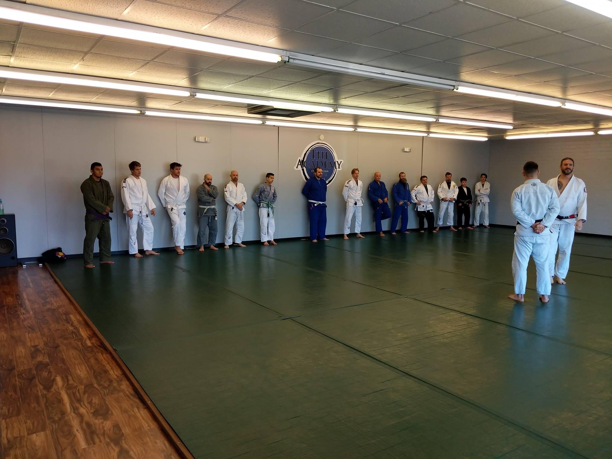 Arvada Brazilian Jiu Jitsu Programs