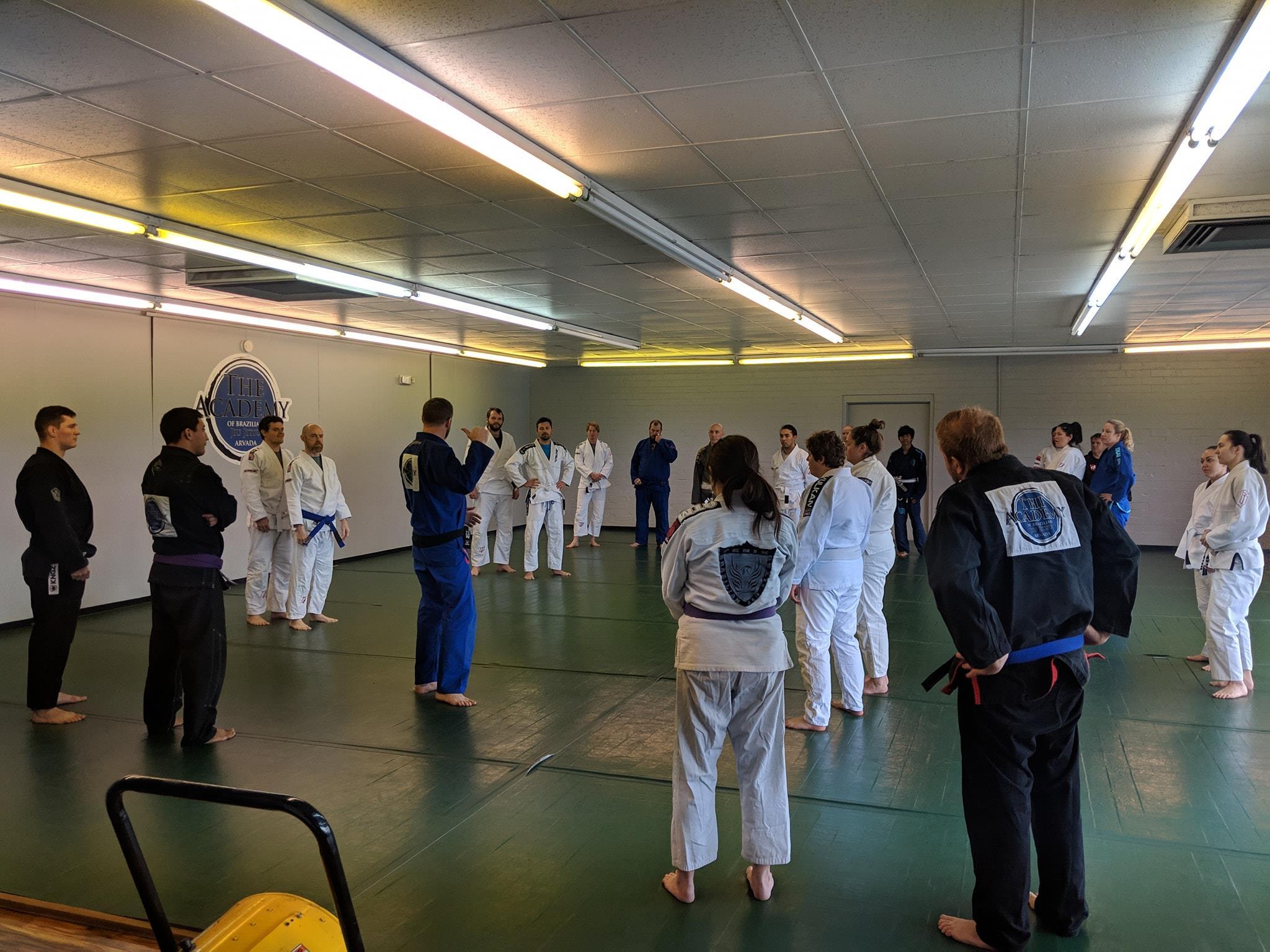 Arvada Brazilian Jiu Jitsu Coach Selena Garcia
