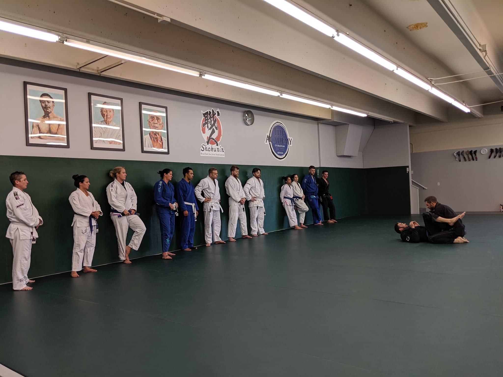 Arvada Brazilian Jiu Jitsu overview