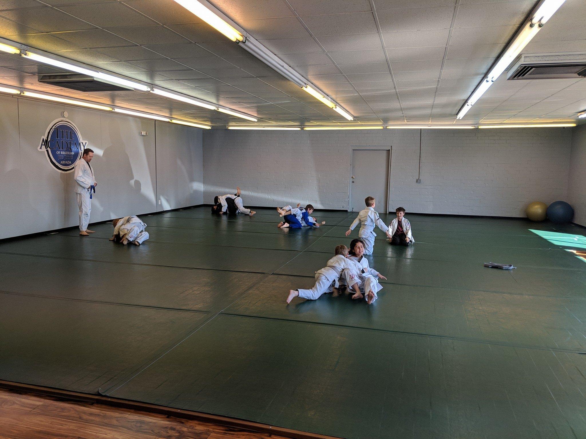 Arvada Brazilian Jiu Jitsu Gallery Photo Number 4