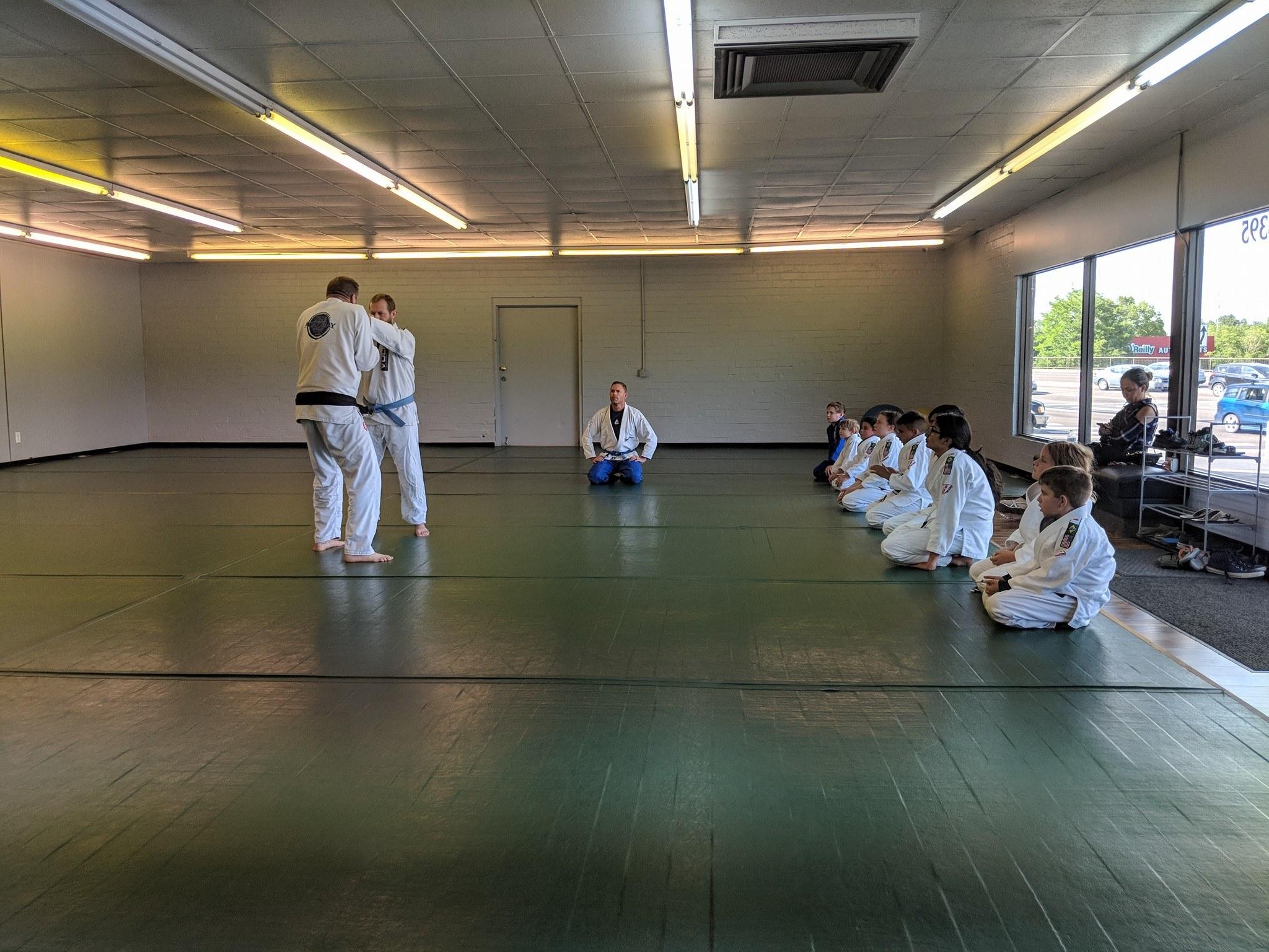 Arvada Brazilian Jiu Jitsu CHILDREN