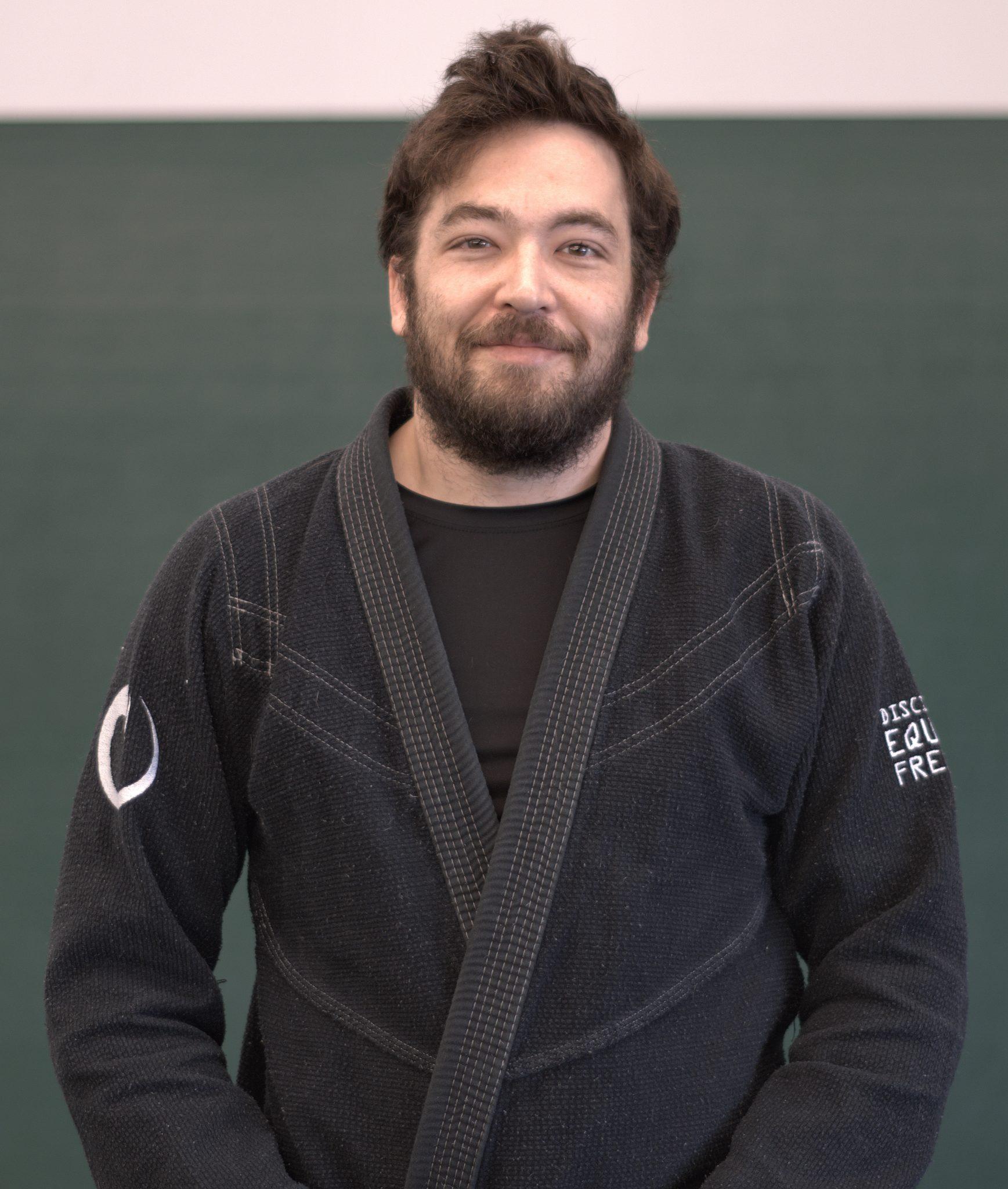 Coach Adam Pedigo - Blue Belt | Youth Jiu Jitsu | Jiu Jitsu Fundamentals