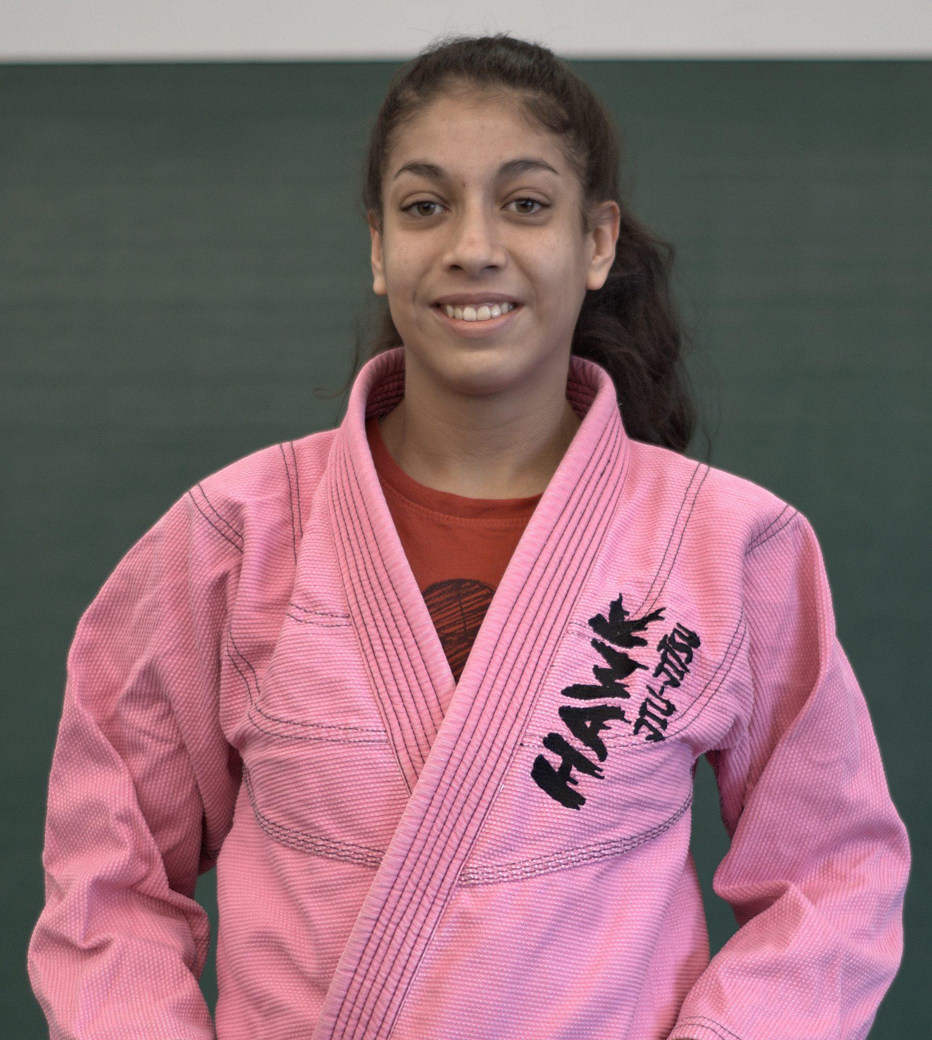 Coach Selena Garcia - Blue Belt | Youth Jiu Jitsu Jiu | Jitsu Fundamentals