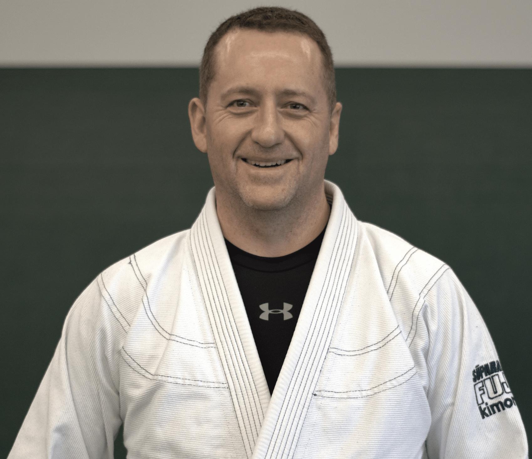 Coach Mike Brogan - Blue Belt | Youth Jiu Jitsu | Jiu Jitsu Fundamentals