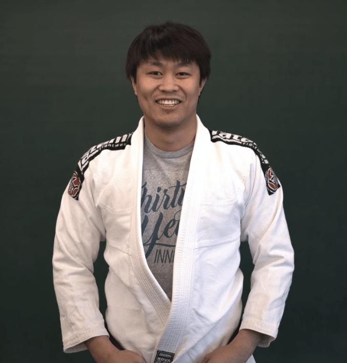 Coach Yeengard Tam - Jiu Jitsu Fundamentals | Kickboxing