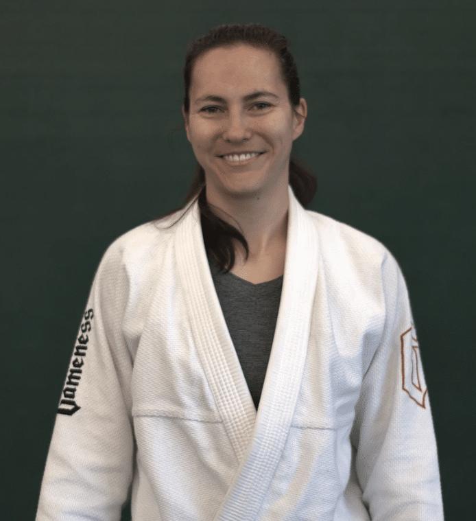 Coach Keri Kuhn - Blue Belt | Youth Jiu Jitsu | Jiu Jitsu Fundamentals